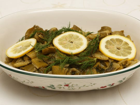 Passover seder menu ideas with Sephardic flavors