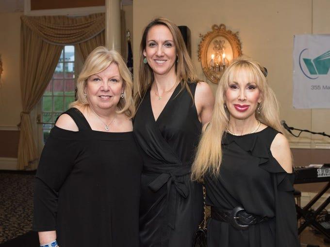 Ann Marie Cassar; Kimberly Cassar; Mindy Barlow.  Project