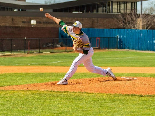 Parkland Community College right-hander and Iowa signee