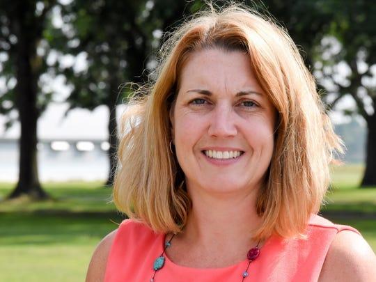 Delmarva Poultry Industry, Inc. executive director Holly Porter.