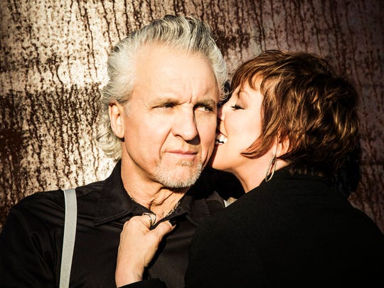 Neil Giraldo and Pat Benatar