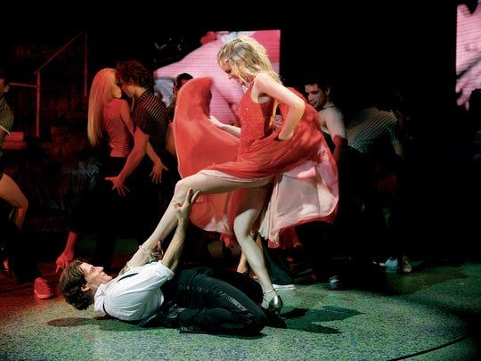 """""""Dirty Dancing"""" closes the Broadway in Great Falls series Feb. 14."""