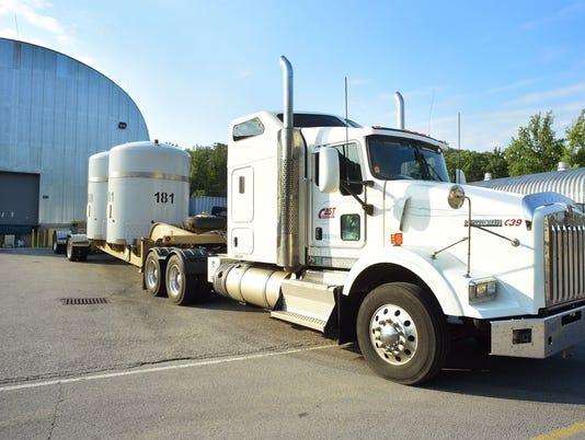 636383998805154671-Shipment-leaving-Oak-Ridge.jpg