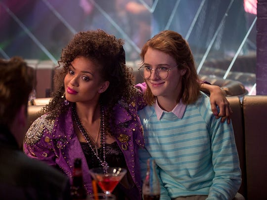 Gugu Mbatha-Raw and Mackenzie Davis in 'Black Mirror: