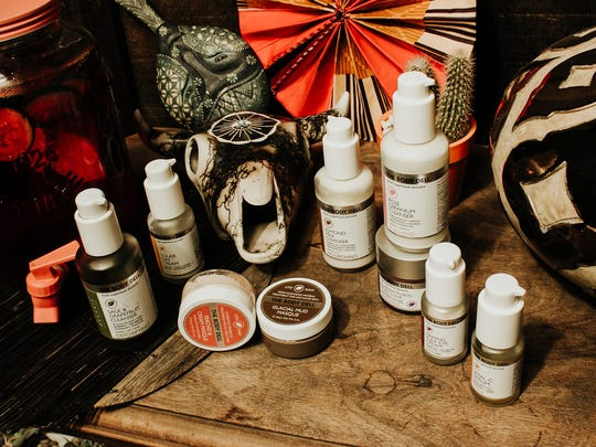 Megan Hutch uses The Body Deli products at Star Ranch