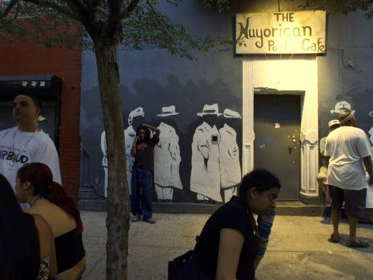 FILE PHOTO — Nuyorican Poets Cafe in Manhattan's Alphabet
