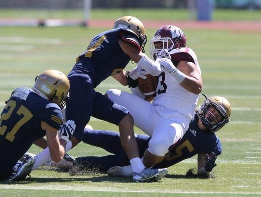 Wayne Hills vs Old Tappan -- Football --