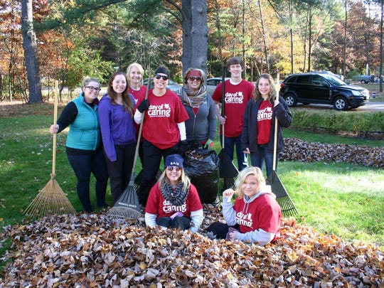 The United Way of Inner Wisconsin will host it's annual Day of Caring on Nov. 4, 2017.