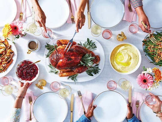 Martha & Marley Spoon Thanksgiving Meal Kit  $159.99