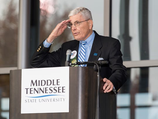 John Hood, former State Representative, Director of