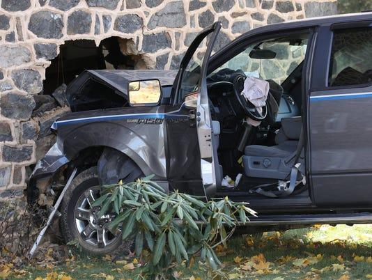 Daniel Lady farm crash
