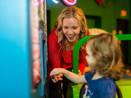 A membership to Betty Brinn Children's Museum is a great gift idea for your family.