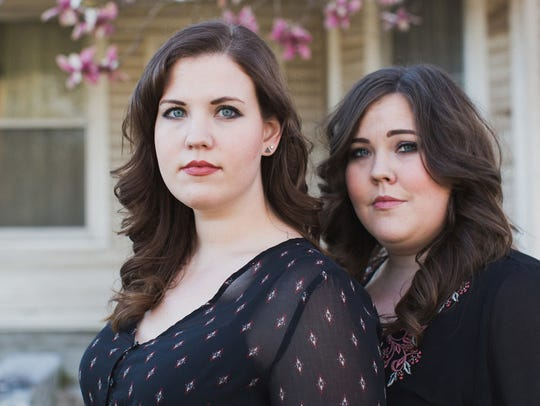 The Secret Sisters — Alabama natives Lydia, left, and
