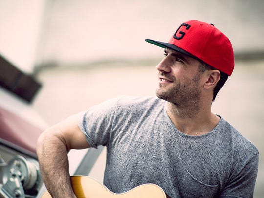 """Former MTSU student Sam Hunt's chart-busting """"Body Like a Back Road"""" is nominated as best country solo performance and best country song at the 60th annual Grammy Awards, which air Sunday night, Jan. 28, from New York."""