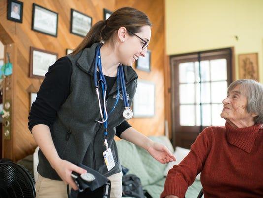 UVM Medical Center - VNA Nursing Visit