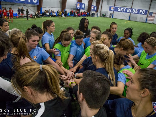 Sky Blue FC will host the Seattle Reign in its 2018