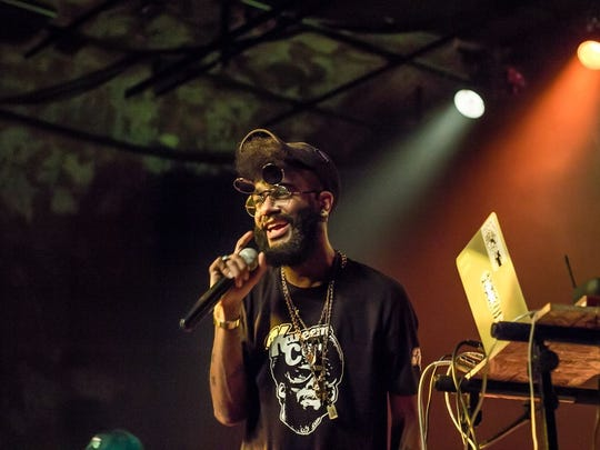 Singer and rapper Klassik is part of the official Milwaukee Day showcase at the Cooperage Sunday. Platinum Boys, Joseph Huber and Lauryl Sulfate & Her Ladies of Leisure are also on the bill.