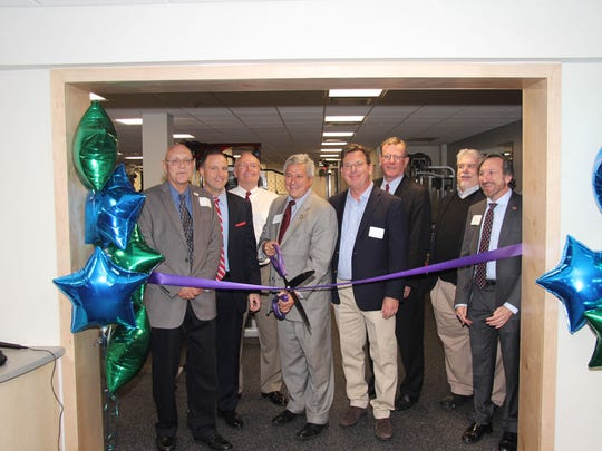 Somerville YMCA recently completed a $2 million renovation and marked the occasion with local dignitaries unveiling its new Wellness Center and a community Open House.