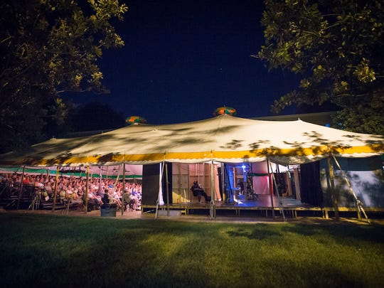 Tent Theatre is in full swing at Missouri State University.