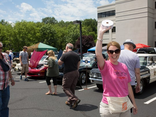 The 12th annual Crusin' Bob's Classic Car Show will