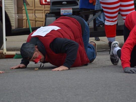 WMRN's annual Peanut Push raised $45,000 last year.