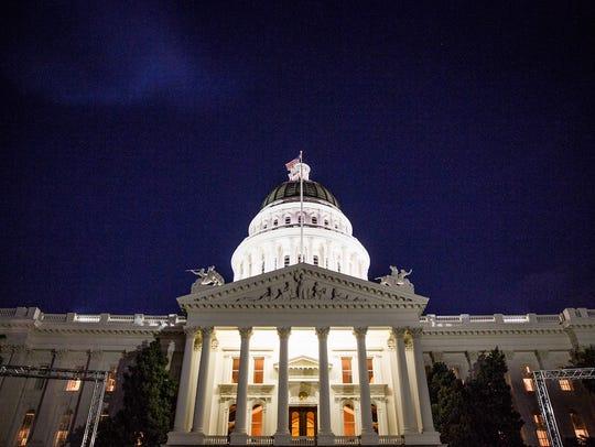 The California Capitol