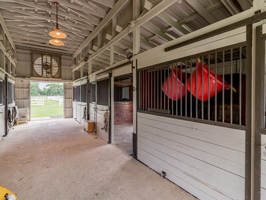 This property is a horse lovers dream.