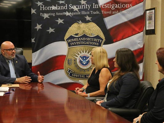 ICE enlists Rockland companies