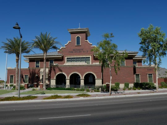 Buckeye Fire Station