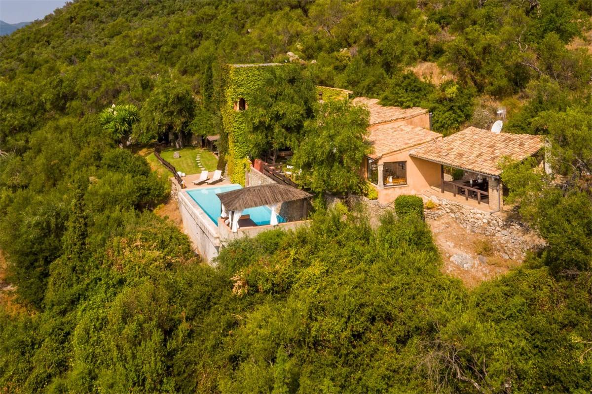 Dream Homes For Sale On The Greek Islands. This Corfu Island Property In  Greece, Called Agios