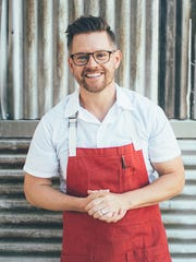Restaurateur and cookbook author Richard Blais will