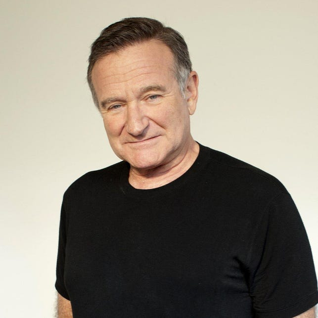 New book captures images of Robin Williams and his family