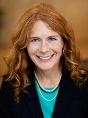 Sara Walker, senior vice president and chief economist