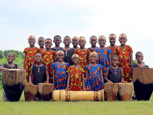 African Children Chior