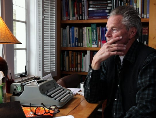 The late Sam Shepard discusses his love of typewriters