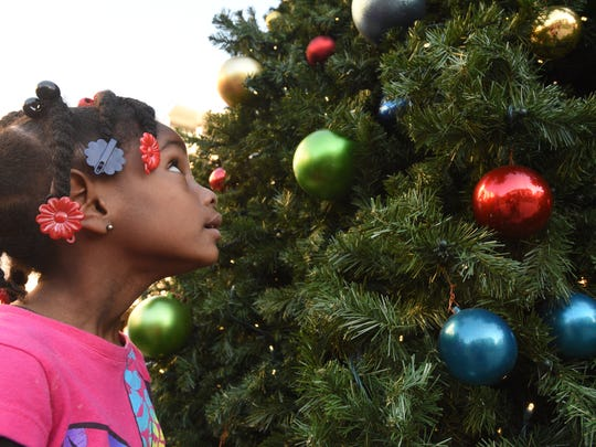 Bossier City's Louisiana Boardwalk celebrates the Christmas season Saturday with Rockets Over The Red.