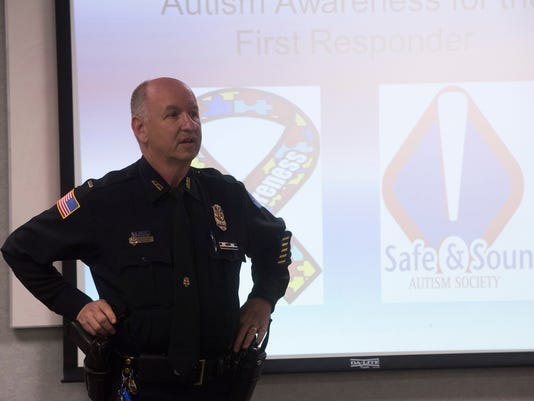 Autism Awareness for 1st Responders