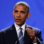 Obama to Trump: Stand up to Putin and Russia