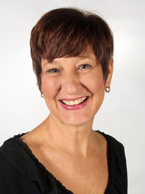 Executive Editor Cindy McCurry-Ross
