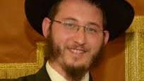 Rabbi Levi Greenberg of El Paso.