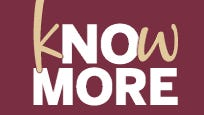 The kNOw MORE awareness campaign is one of Florida State's effort to raise awareness of sexual assault and provide resources to victims.