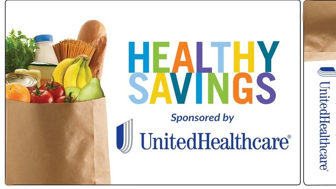 UnitedHealthcare members will receive Healthy Savings cards in the mail this month.