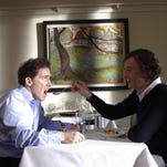 """Steve Coogan and Rob Brydon return with a bang in the hilarious """"The Trip to Italy."""""""