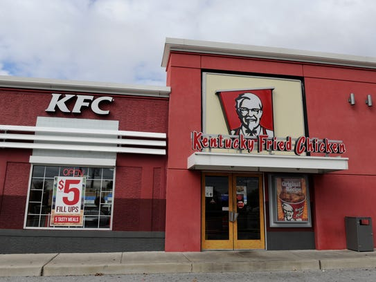 KFC said it'll get rid out antibiotics important to