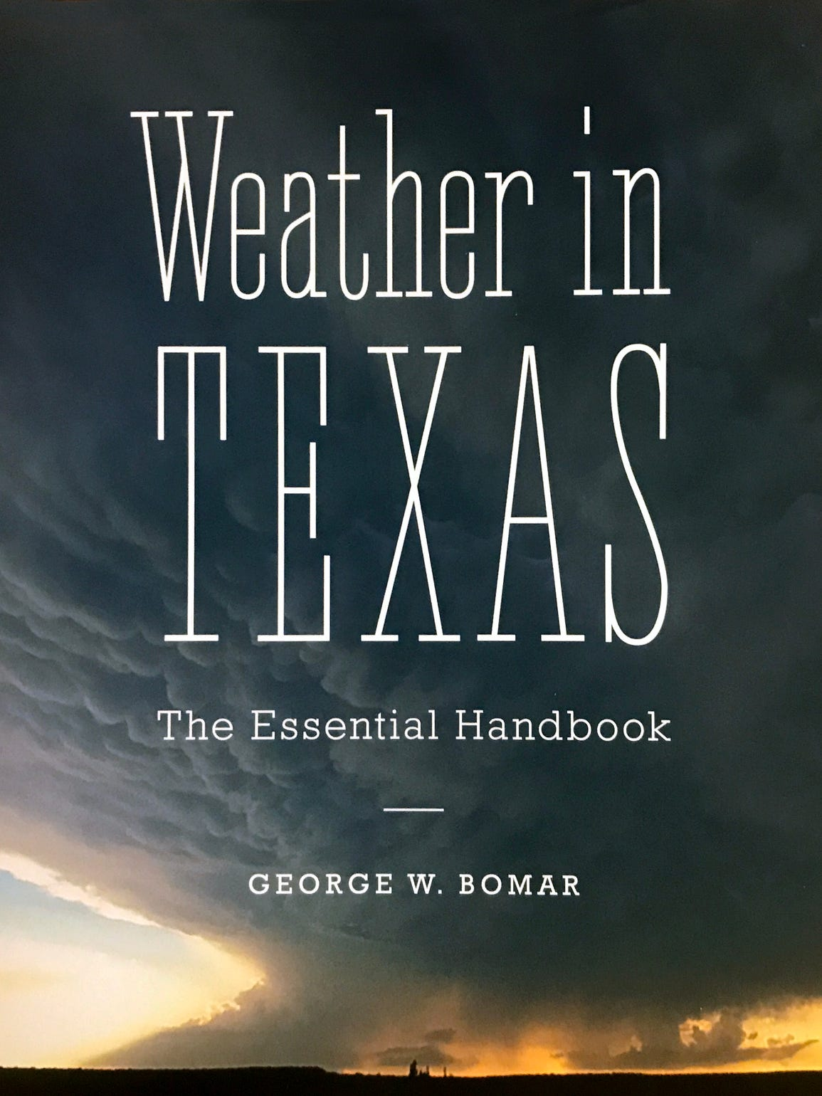 Weather in Texas by George W. Bomar