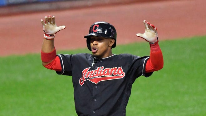 Francisco Lindor is developing into one of the best players in the major leagues.