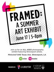 Framed Exhibit