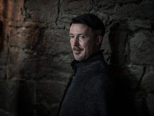 'Game of Thrones': Aidan Gillen says Littlefinger's death ...