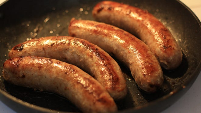 Bangers are a British sausage.