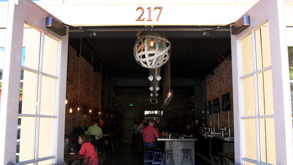 The Farmers Union Pour House opened its doors Friday.